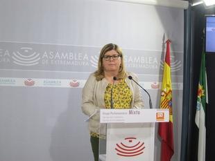 Ciudadanos acusa a Vara de pasar ''absolutamente de puntillas'' por la ''realidad extremeña''