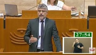 El PSOE invita a los partidos, ''especialmente'' a Podemos, a ''defender juntos'' el desarrollo de Extremadura