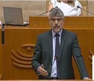 El PSOE invita a la oposición a un ''frente común'' para que Extremadura ''no sea la pagana de la energía nuclear''