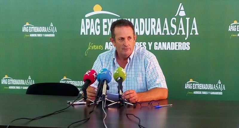 APAG Extremadura Asaja afirma que más del 65% de las solicitudes de Planes de Mejora en la región sigue