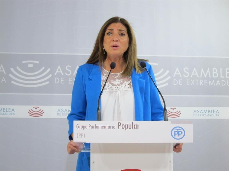 El PP de Extremadura critica el