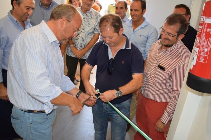 Monago destaca la colaboración entre instituciones en favor de los ciudadanos