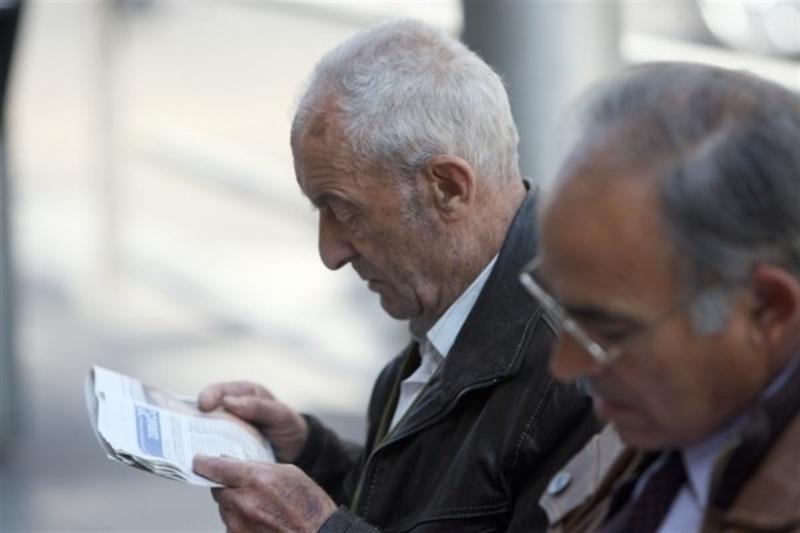 Extremadura continúa en julio con la pensión media más baja del país, de 766 euros