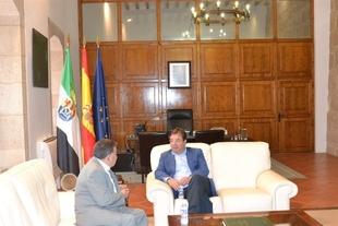 El partido regionalista Extremadura Unida se suma al Pacto por el Ferrocarril