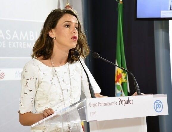 El PP cree que esta EPA no soluciona el verdadero problema de Extremadura, la brecha con las demás comunidades