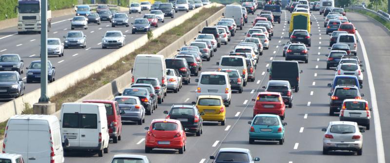 Extremadura registra 45 accidentes de tráfico durante la última operación salida