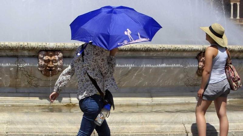 Avisos para el jueves y el viernes por altas temperaturas en varias zonas de Extremadura