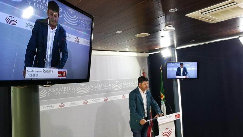 Extremadura necesita del apoyo e inversiones del Gobierno central para reducir el desempleo