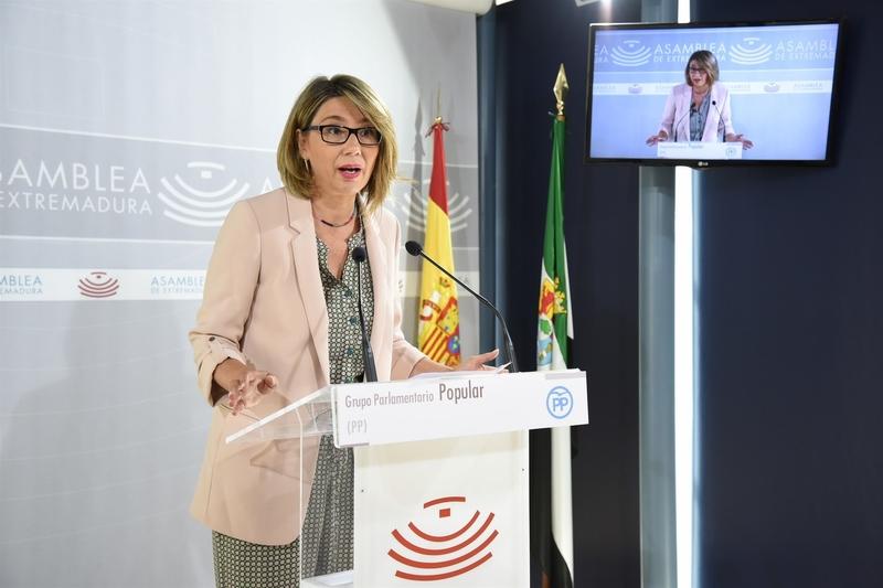 El PP insta a Vara a poner en marcha la Estrategia Industrial para que las empresas se acojan a los beneficios fiscales