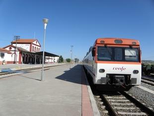 Adif adjudica el servicio de suministro de combustible para vehículos ferroviarios en la estación de Zafra