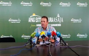 APAG Extremadura ASAJA insta a la Junta a que autorice la quema de rastrojos de cereales en toda Extremadura
