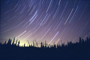 La lluvia de estrellas de las Perseidas llega a su máximo visible en la noche de este sábado 12
