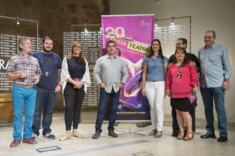Extremadura estará presente con cuatro compañías en la XX Feria de Teatro de Castilla y León de Ciudad Rodrigo