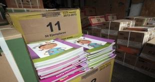 La Consejería de Educación concede más de 5,3 millones de euros en ayudas para libros de textos a casi 74.000 alumnos