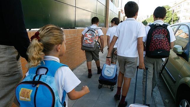 Un total de 131 alumnos ciegos de Extremadura regresan esta semana a las aulas, en las que piden ''accesibilidad total''