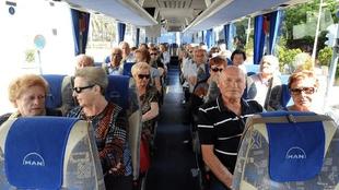 La comercialización de los viajes del Imserso para la temporada 2017-2018 comienza este miércoles en Extremadura