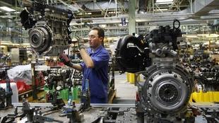 Los precios industriales suben un 1,8 por ciento en agosto en Extremadura en tasa interanual
