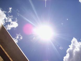 La semana seguirá con tiempo soleado y con temperaturas hasta 11 grados por encima de lo normal hasta el fin de semana