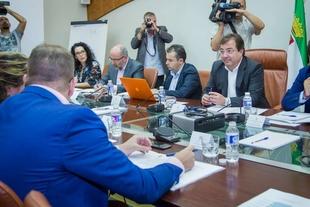 El presidente de la Junta preside la reunión anual del Consejo de Capitalidad de la Ciudad de Mérida