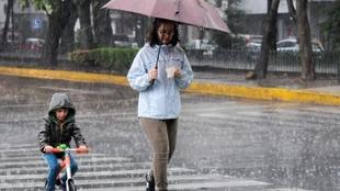 Varias comarcas de Badajoz y el norte de Cáceres, en nivel amarillo de alerta este martes por lluvias
