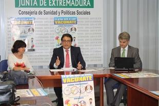 El SES adquiere 219.500 dosis para la campaña de la gripe que empieza la semana próxima
