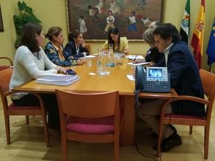 Blanco-Morales se reúne con el Grupo Parlamentario Popular para avanzar en la modificación de la Ley de Medidas Tributarias