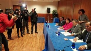 El sector turístico de Extremadura se suma al Pacto Social y Político por el Ferrocarril en Extremadura