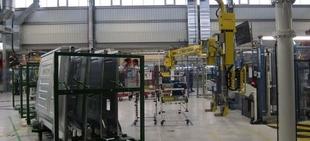 La entrada de pedidos en la industria sube un 16,9% en septiembre en Extremadura, por encima de la media nacional
