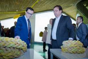 Fernández Vara asegura que la verdadera transformación de los pueblos viene de la mano de la cultura