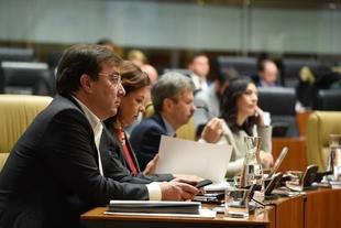 Pilar Blanco-Morales afirma que los PGEx hacen realidad la aspiración de los extremeños a una sociedad más justa y más cohesionada