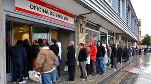 El paro baja en 809 personas en noviembre en Extremadura, hasta los 114.161 desempleados
