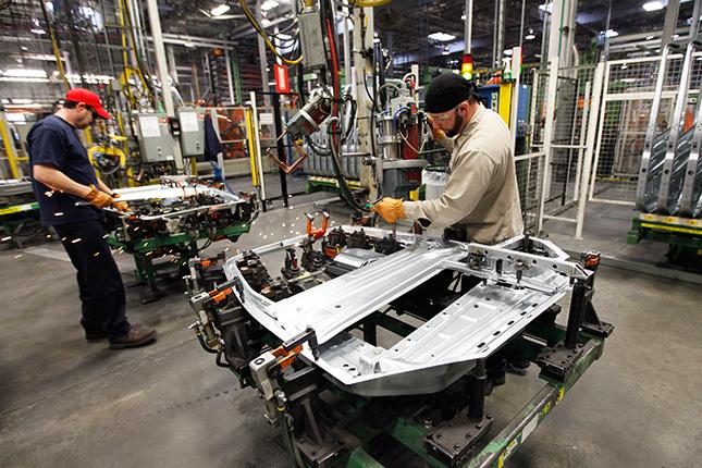 La producción industrial crece un 6,5 por ciento en octubre en Extremadura en términos interanuales