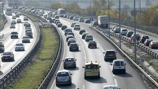 La DGT prevé unos 105.000 desplazamientos en Extremadura para el Puente de la Constitución-Inmaculada