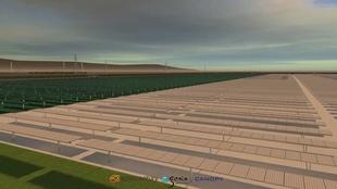 Se proyecta en Extremadura una nueva central fotovoltaica de 300 MW en Talayuela