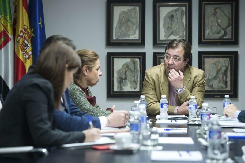 La Junta de Extremadura confía en la negociación de las enmiendas parciales para sacar adelante el Presupuesto de 2018