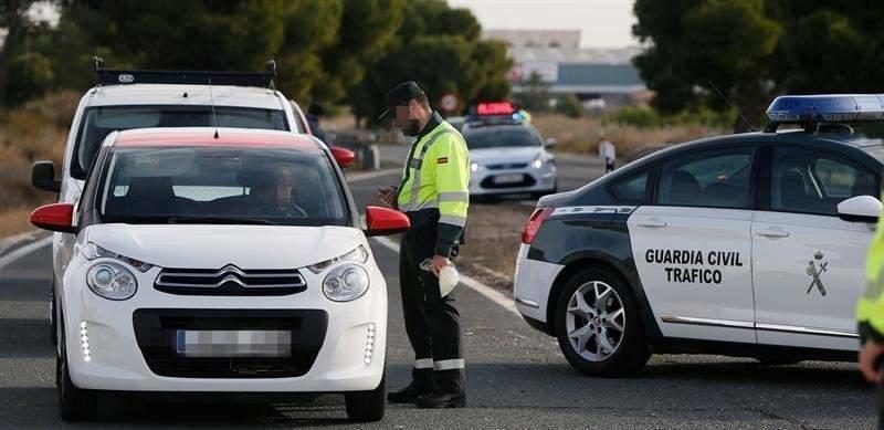 Extremadura registra 179 accidentes con dos fallecidos durante la campaña especial de tráfico de Navidad