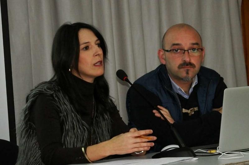 Esther Gutiérrez avanza que las obras del nuevo centro educativo de La Zarza comenzarán este año