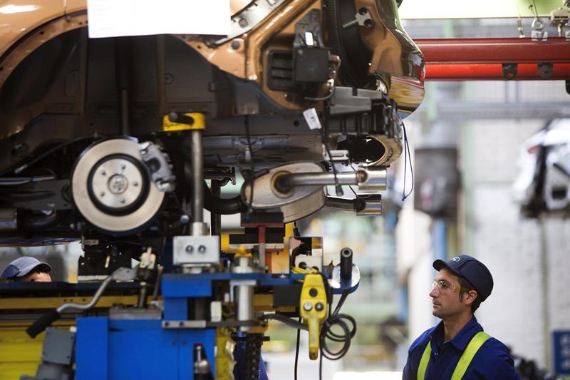 La producción industrial en Extremadura sube un 23,2% en noviembre