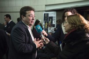 Vara destaca la figura de Manuel Godoy y el trabajo realizado en el documental sobre su vida