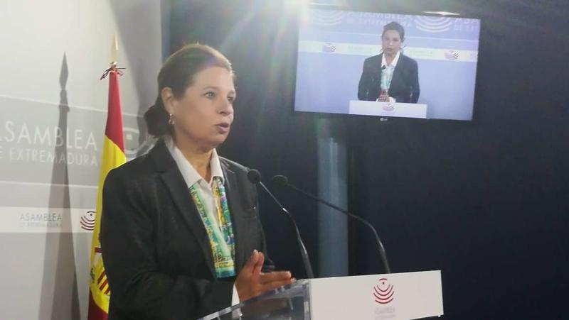 La Asamblea de Extremadura aprueba unos presupuestos comprometidos socialmente con las clases medias y trabajadoras