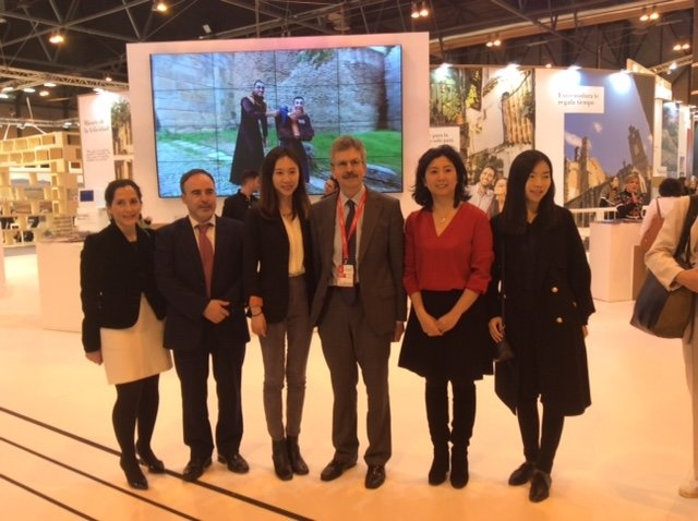 Extremadura refuerza su presencia en el mercado chino a través de Ctrip, el mayor touroperador de viajes
