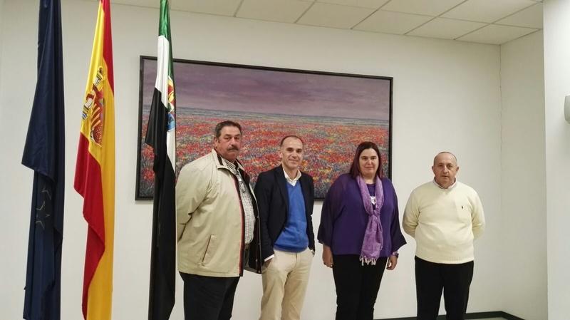 La Junta otorga una ayuda nominativa a las Comunidades de Regantes de Valle del Zújar y de Tierra de Barros