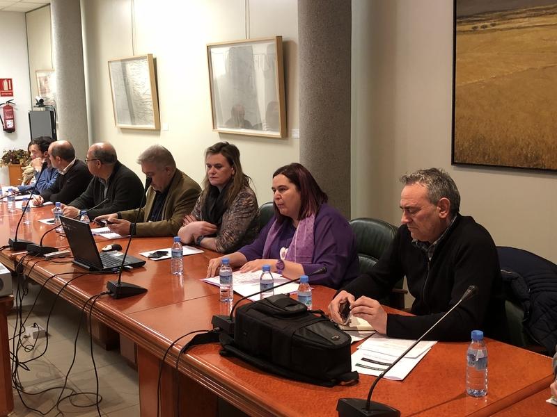 Celebrada la tercera reunión del grupo de trabajo que desarrolla las propuestas de la futura PAC