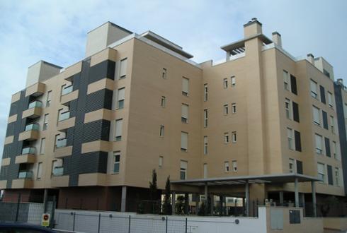 El 6,2 por ciento de viviendas a la venta en Badajoz son de entidades financieras, y el 5,6 por ciento en Cáceres