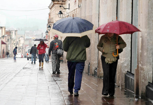 Las temperaturas bajan este lunes en casi toda España