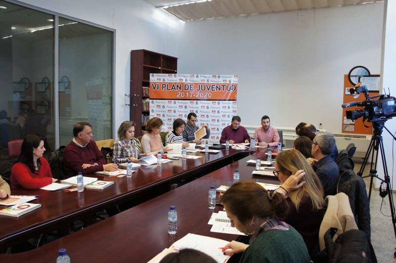 Los grupos de trabajo del Observatorio del VI Plan de Juventud 2017 – 2020 comienzan a revisar y actualizar medidas incluidas en el documento