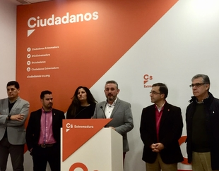 Cs Extremadura crece por encima del 30% en número de afiliados, un 5% más que la media nacional