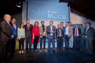 Vara asiste a la entrega del X Premio Internacional de Periodismo de la Fundación Mercedes Calles y Carlos Ballestero
