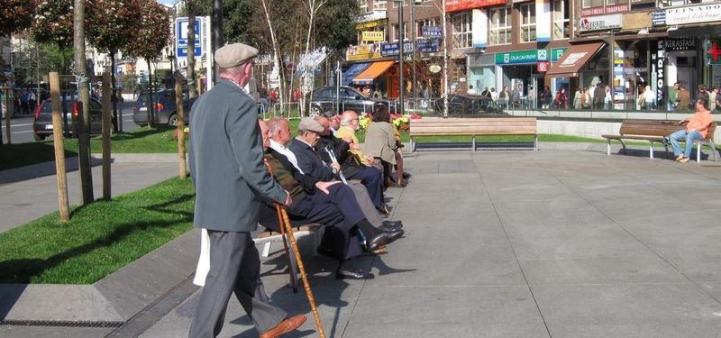El número de pensiones en Extremadura se sitúa en 224.619 en febrero, con una media de 774,41 euros