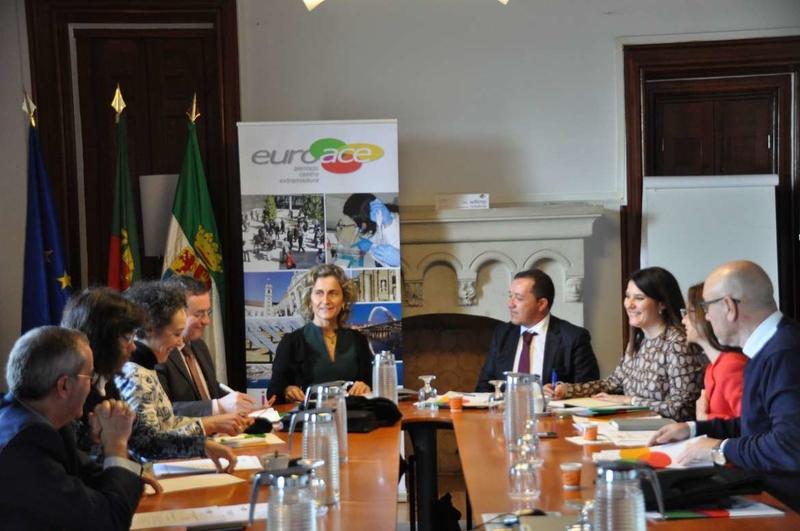 El Consejo Ejecutivo de la Euroace define las prioridades de la Eurorregión para 2030